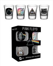 Pink Floyd Mix Shot Glasses | Merchandise