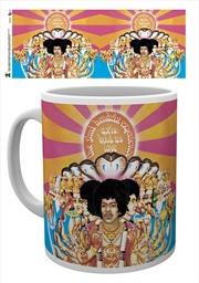 Jimi Hendrix Axis Mug | Merchandise