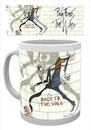 Pink Floyd The Wall Back To Mug | Merchandise