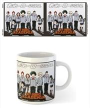 My Hero Academia - Uniform Mug | Merchandise