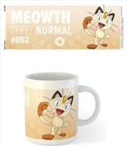 Pokemon - Meowth | Merchandise