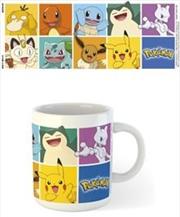Pokemon - Grid | Merchandise