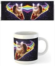 Random Galaxy - Cat Laser Rainbow | Merchandise