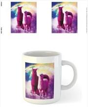 Random Galaxy - Rainbow Llamas | Merchandise