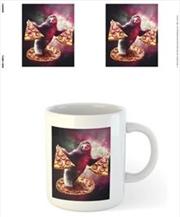 Random Galaxy - Pizza Sloth | Merchandise