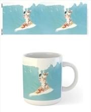 Random Galaxy - Cat Surfing Taco | Merchandise