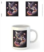 Random Galaxy - Cat Riding Donuts | Merchandise