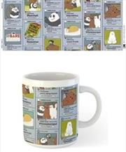 We Bare Bears - Posts | Merchandise