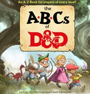 D&D Dungeons & Dragons the ABC's of D&D | Books