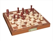 Kasparov International Master Class Chess Set | Merchandise