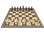 Kasparov Wood Chess Set | Merchandise