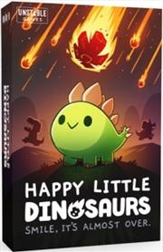 Happy Little Dinosaurs Base Game   Merchandise