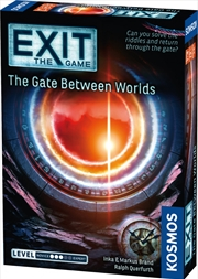 Exit the Game The Gate Between the Worlds | Merchandise