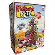 Pick Up Pete | Merchandise