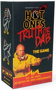Hot Ones - Truth or Dab the Game | Merchandise