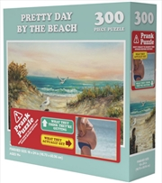Pretty Day By The Beach Prank Puzzle 300 pieces | Merchandise