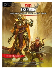 D&D Dungeons & Dragons Eberron Rising from the Last War Hardcover | Games