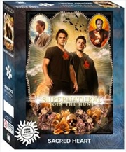 Supernatural - Sacred Heart 1000 Piece Puzzle | Merchandise