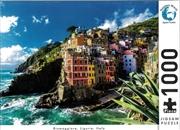 Riomaggiore Liguria 1000 Piece Puzzle | Merchandise