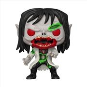 Marvel Zombies - Morbius ECCC 2021 US Exclusive Pop! Vinyl | Pop Vinyl