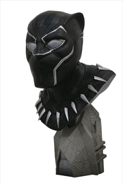 Black Panther - Legends in 3D 1:2 Scale Bust | Merchandise