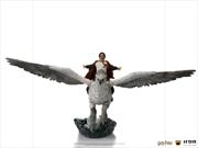 Harry Potter - Harry & Buckbeak Deluxe 1:10 Scale Statue | Merchandise