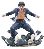 Bruce Lee - Gallery Earth PVC Statue | Merchandise