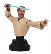 Star Wars: The Clone Wars - Obi-Wan 1:7 Scale Bust | Merchandise