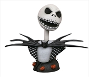 The Nightmare Before Christmas - Jack Skellington Legends in 3D 1:2 Scale Bust | Merchandise