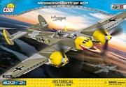 World War II - Messerschmitt BF 110 B 423 pieces | Miscellaneous