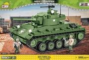 World War II - M24 Chaffee Tank 588 pieces | Miscellaneous