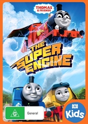 Thomas and Friends - The Super Engine | DVD