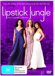 Lipstick Jungle | Complete Collection | DVD