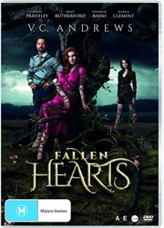 VC Andrews - Fallen Hearts | DVD