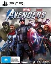 Marvels Avengers | Playstation 5