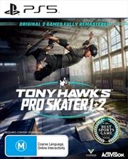 Tony Hawks Pro Skater 1 And 2 | Playstation 5