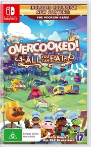 Overcooked All You Can Eat | Nintendo Switch