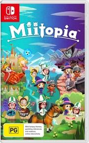 Miitopia | Nintendo Switch