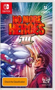 No More Heroes 3 | Nintendo Switch