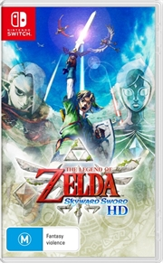 The Legend of Zelda Skyward Sword HD | Nintendo Switch