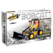 Bobcat 129 Pieces | Toy