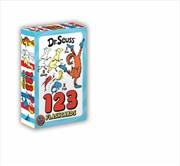 Dr Seuss Flash Cards 1 -123's | Merchandise
