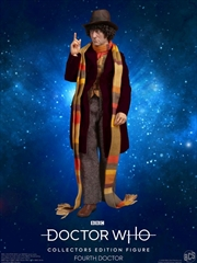 """Doctor Who - Fourth Doctor Special Edition 1:6 Scale 12"""" Action Figure 