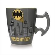 Batman - City Scene Shaped Mug   Merchandise