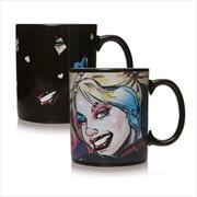 Batman - Harley Quinn Heat Changing Mug   Merchandise