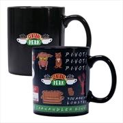 Friends - Quotes Heat Changing Mug | Merchandise