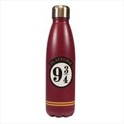 Harry Potter - Platform 9 3/4 Metal Water Bottle | Merchandise