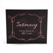 Intimacy Sex Card Game   Merchandise
