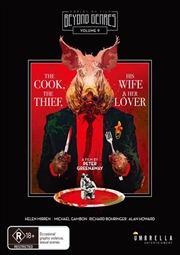 Cook, The Thief, His Wife and Her Lover | Beyond Genres, The | Blu-ray