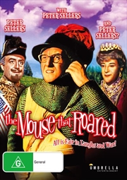 Mouse That Roared, The | DVD